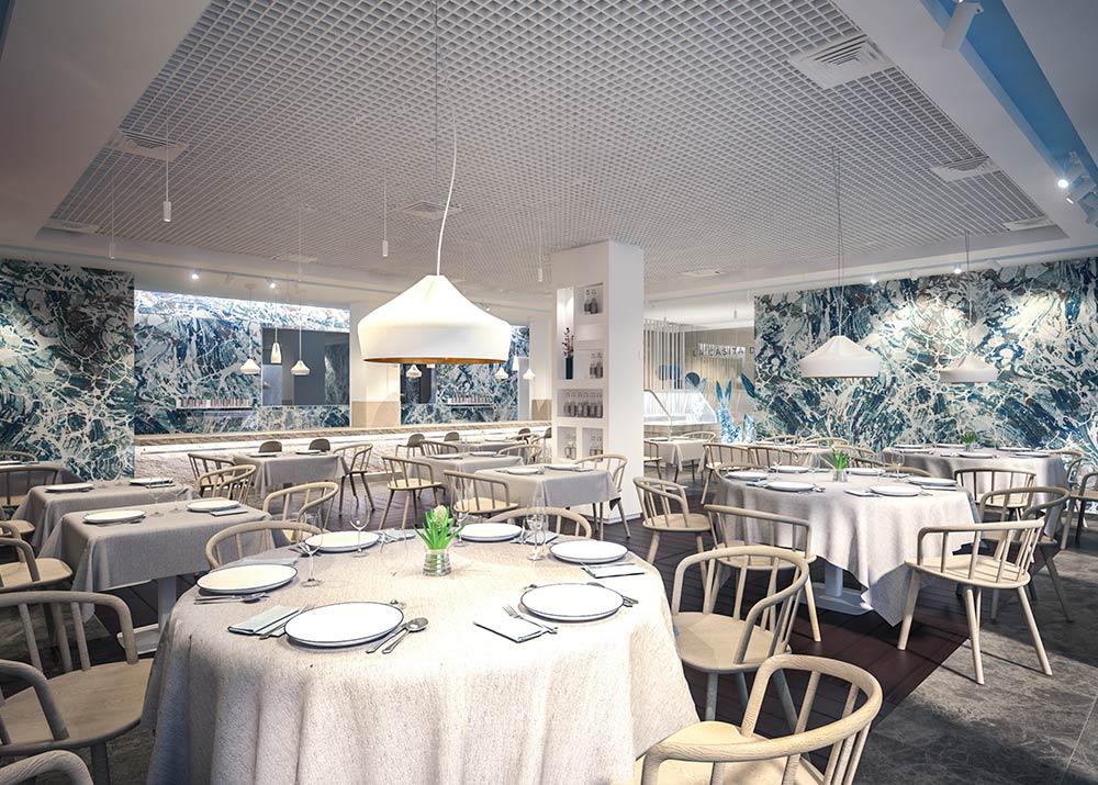 Interiorismo Comercial Restaurante La Casita de Sabino