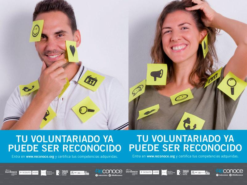 Campaña Marketing · Reconoce