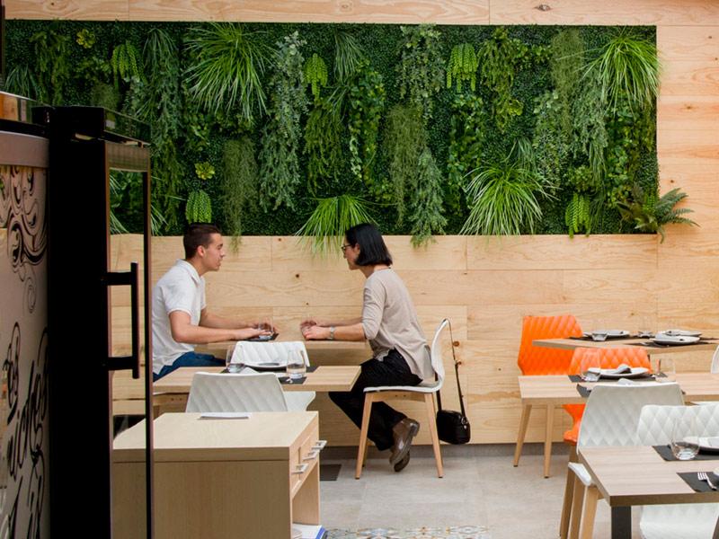 Interiorismo Comercial Cafetería Ciro
